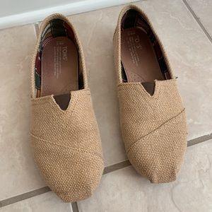 TOMS Canvas Classic Shoe